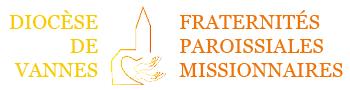 Fraternités paroissiales missionnaires du Morbihan Logo